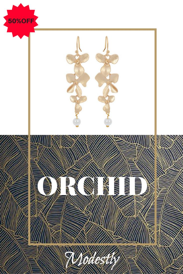17 best our sales images on pinterest coupon codes code free get these beautiful orchid earrings for 50 off with discount code free shipping available fandeluxe Choice Image