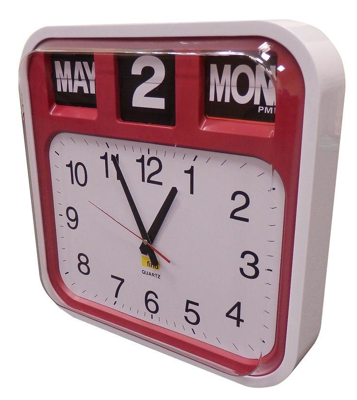 Calendar Clock - Dementia Clocks - Shop