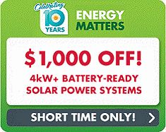 How many solar panels do I need to power my house? How big a home solar power system will I need? These questions answered; plus a handy calculator.