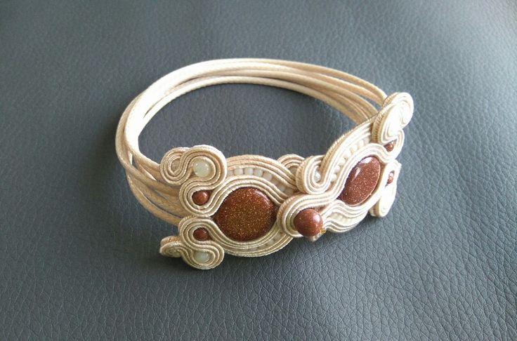 Bracelet soutache