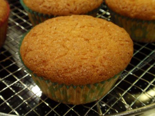 Easy glutenvrije cupcakes/muffins recept