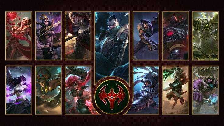 [League of Legends] Noxus Wallpaper by TheLadyClockWork on DeviantArt