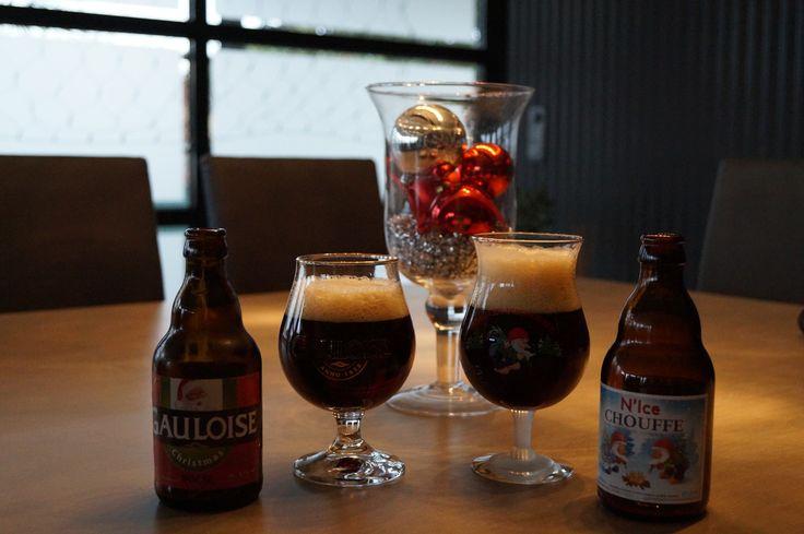 Gauloise Christmas en N'Ice Chouffe