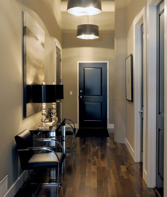 Paint Some Doors Black Did You Know That Painting Your Interior Instantly Makes Space Look More Expensive This Simple Change Can Make