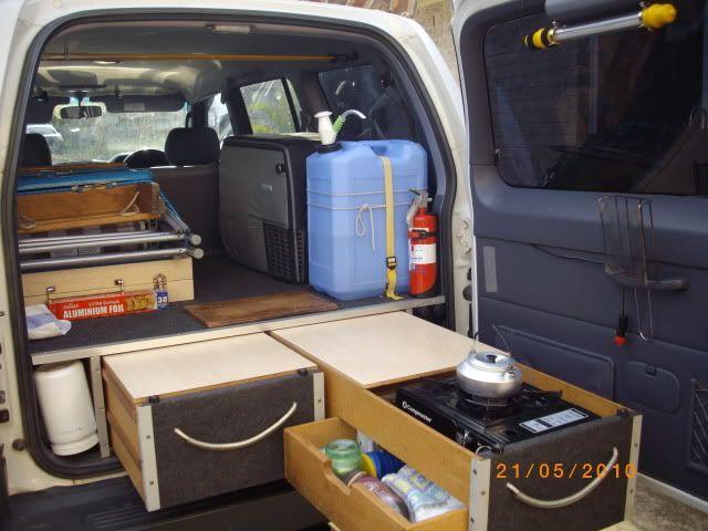 4wd Setup For Camping Поиск в Google Car Storage