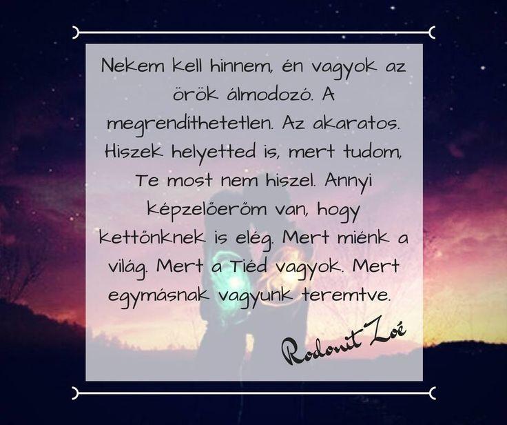 #rodonitzoé #lenduletmagazin #hungarianblogger #followme #idézet #álmodozó #álmok #képzelet #szerelem #teremtés