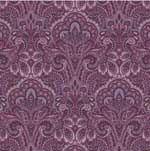 RJR Arabella Rose Medallion Paisley Plum   On Hancocks of Paducah