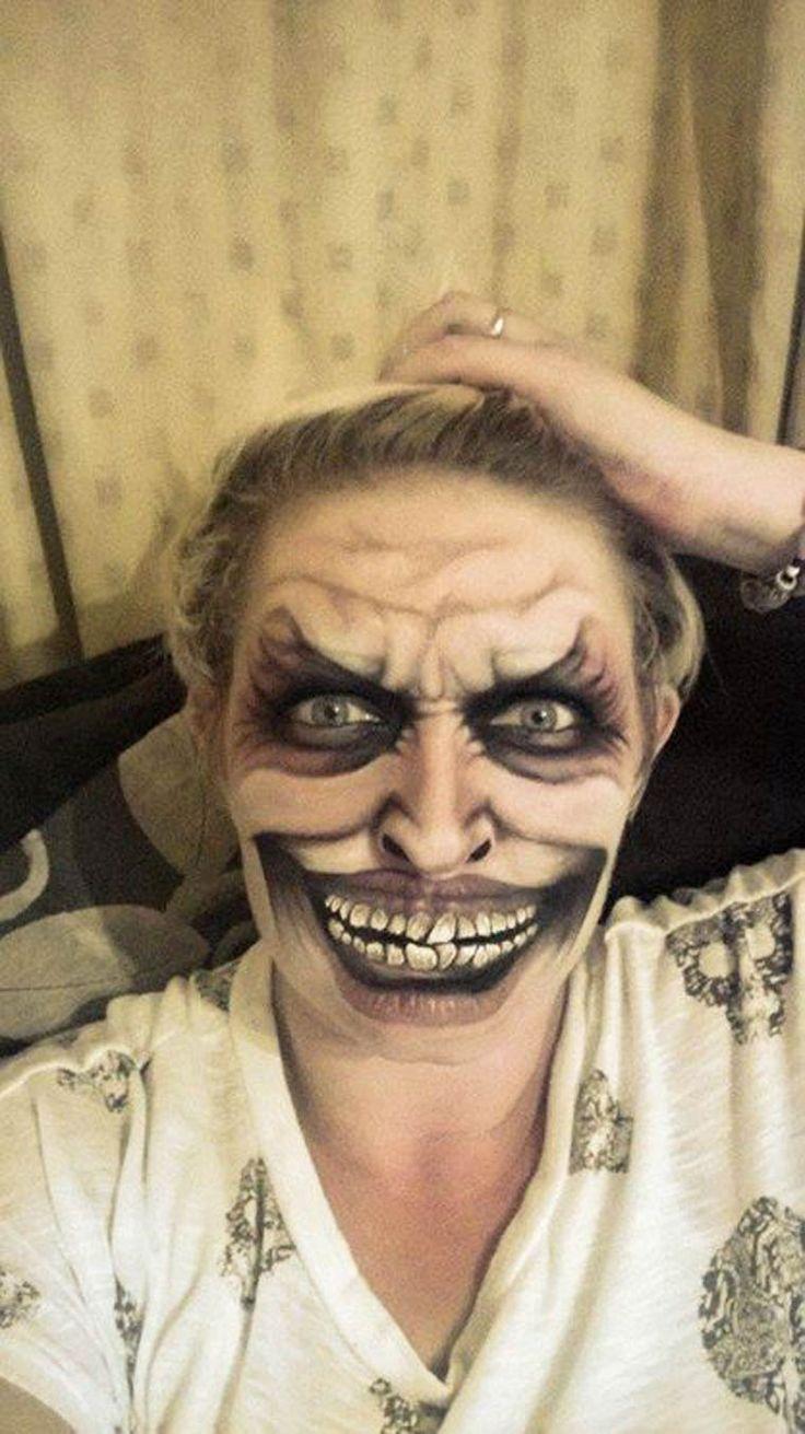 The Painting Lady – Les horribles maquillages d'Halloween de Nikki Shelley