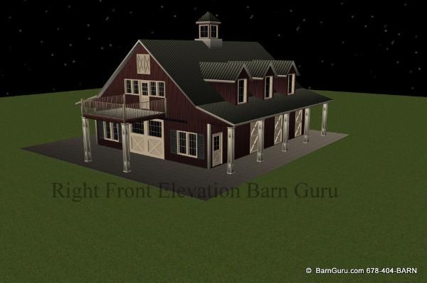 Best 20 barn with living quarters ideas on pinterest for Horse barn with living quarters plans