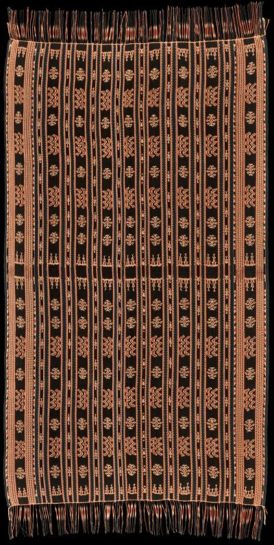 Ikat from Savu, Savu Group, Indonesia