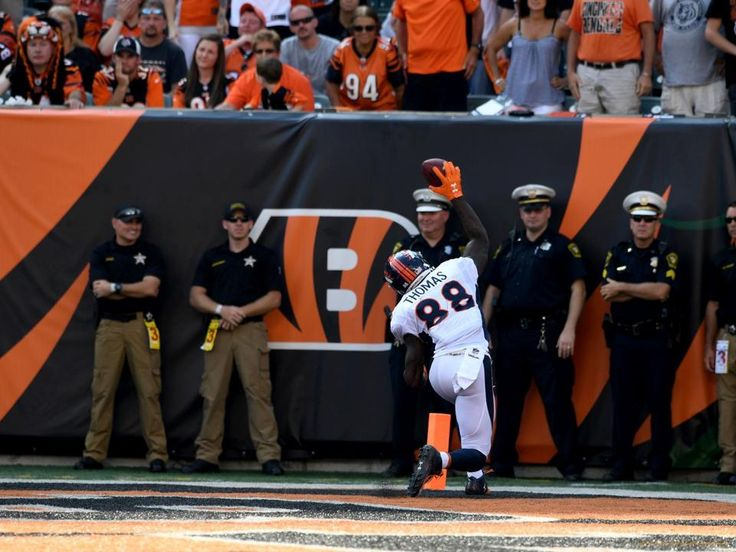 Broncos vs. Bengals: Win in the jungle