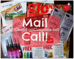 Friday September 13th was LUCKY in the end!  Click on the image to find out how you can get these FREEBiES and Canadian Coupons in the mail, too!