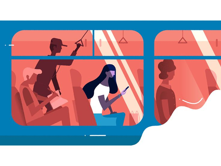 Illustrated a 2nd video for Facebook. For the motion goodness head over @The Furrow 's Dribbble account ✌  See the full video here  Animations by Seth Eckert & Allen Laseter  Designs by Timo Ku...