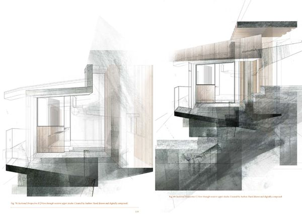 Modern Architecture Design Drawings 51 best images about architectural drawings on pinterest | villas