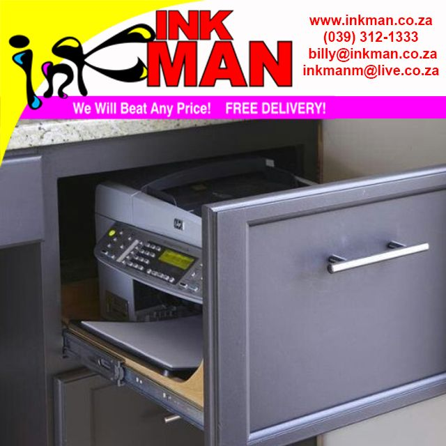 Clever Ways to Store Your Bulky Printer #OfficeAutomation http://buff.ly/1U2iMlf