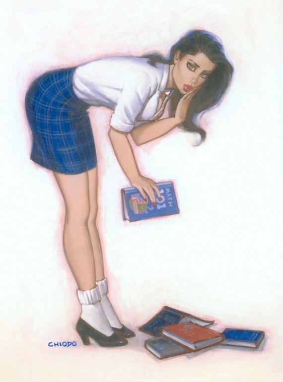 178 best ARTIST : JOE CHIODO images on Pinterest | Cartoon ...
