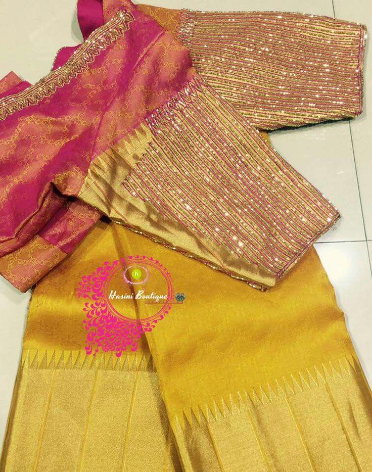 1000 ideas about wedding sarees on pinterest saree for Sari furniture designer