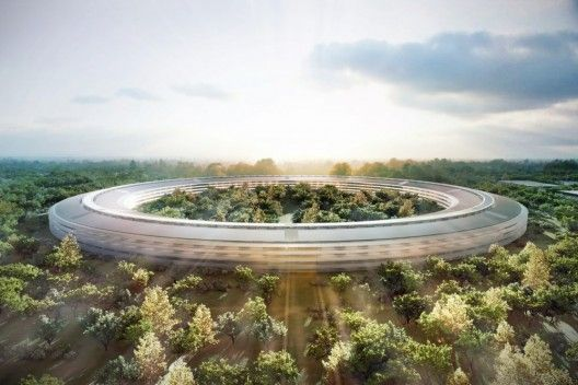 Apple Campus 2  Apple's planned HQ   Circular and spaceship like: Apples Spaceships, Building, Favorite Places, Norman Foster, Apples Hq, Architecture, Apples Campus, Steve Job, Apples Headquart