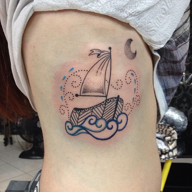 #tattoofriday, Dani Bianco, Brasil.