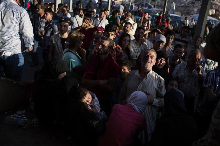 Crisis de los refugiados: ¿Cómo escapar de Siria? En un crucero de vacaciones. Noticias de Mundo | AdriBosch's Magazine