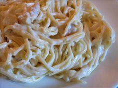 Spaghetti Factory white clam sauce