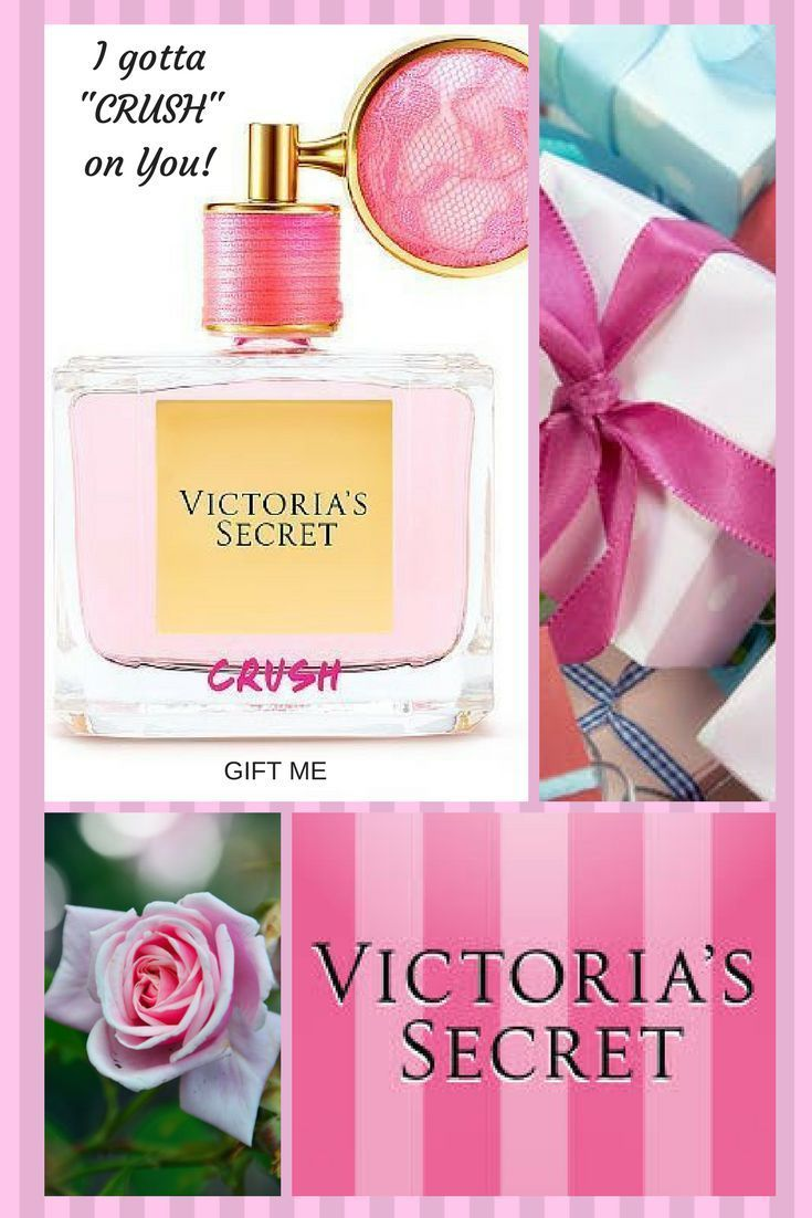 e52e963a5 Welcome to Victoria's Secret Perfume called CRUSH. A total rush, this  electric scent has fresh energy, playful flora's and sexy spice for an  intoxicating ...