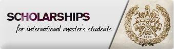 Scholarship [ทุนการศึกษา]  for international master's students in Chalmer's University of Technology in Sweden