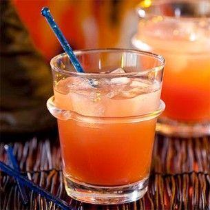 halloween drinks coconut rum