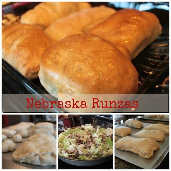 Homemade Runza    OK now, I'll try this new recipe.  All the other ones I tried flopped....lol