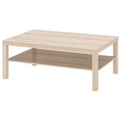 Vidga Separateur De Piece Angle Blanc Ikea Table Basse Table Basse Bois Decoration Table Basse