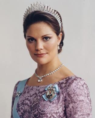 Victoria Ingrid Alice Désirée, set to become Queen of Sweden