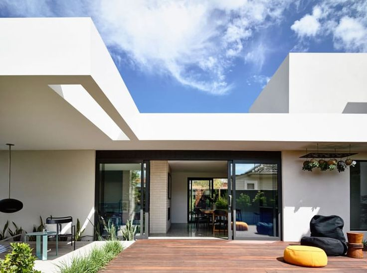 According To The Architects: U201cA House Of ... Architecture Check More At  Http://rusticnordic.com/alphington House By Inform Australia/