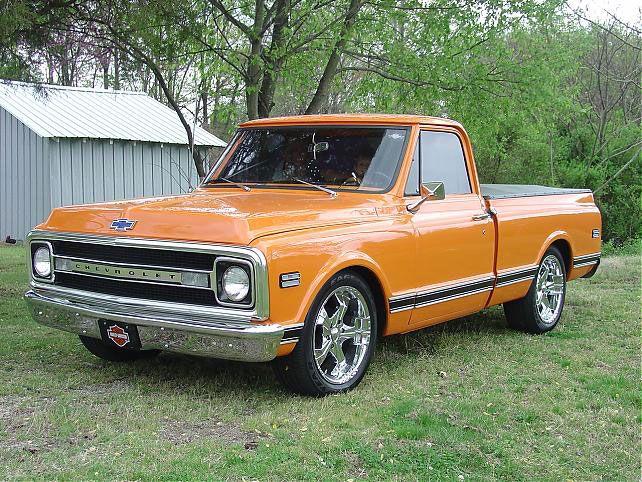 1970 Chevy Truck - LMC Trucklife