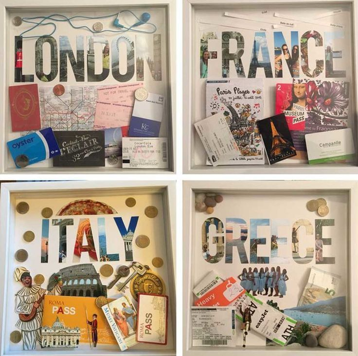 How To Stylishly Decorate Your Home With Travel Souvenirs
