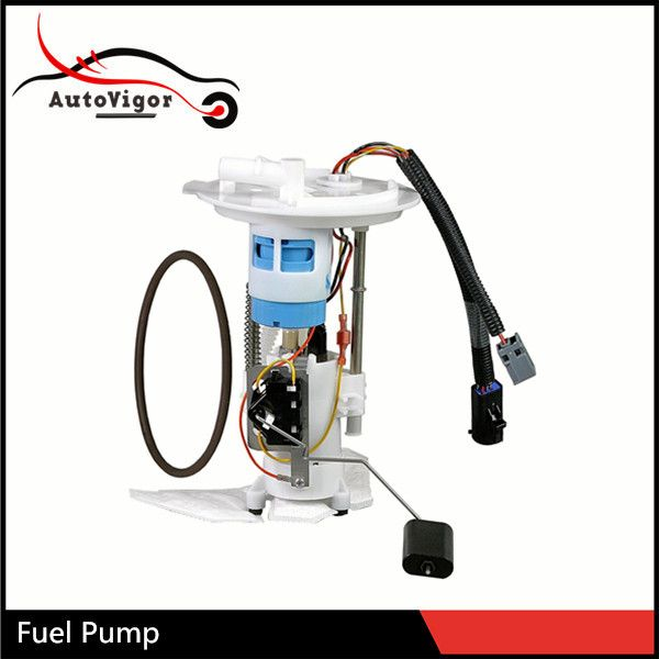 The Fuel Tank Sender Installed On The Fuel Pump Assembly Is