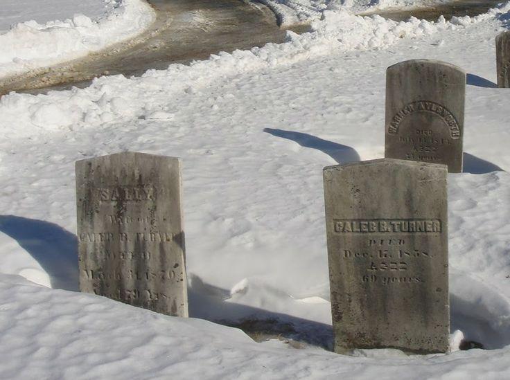 Granite in My Blood: Sally and Caleb Turner