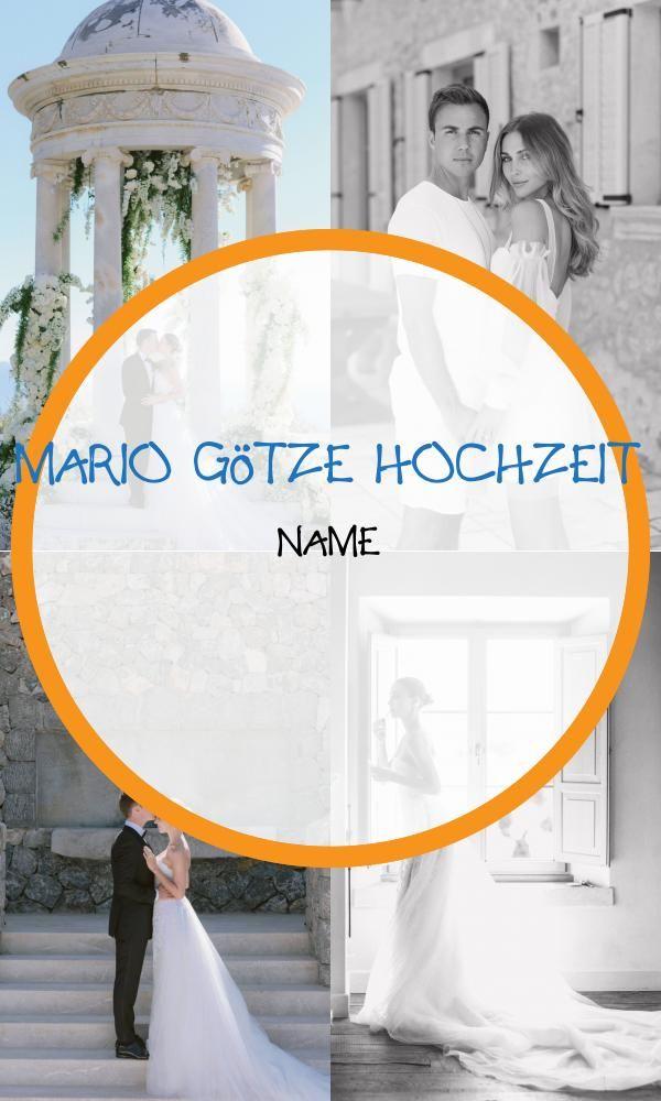 Perfect 12 Mario Gotze Hochzeit Name