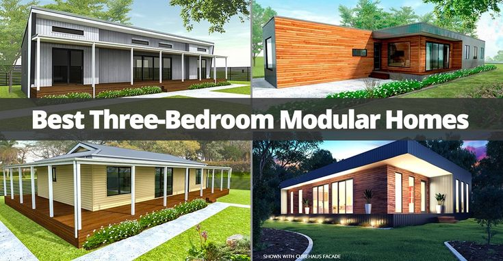 The Best Three-Bedroom Modular Homes