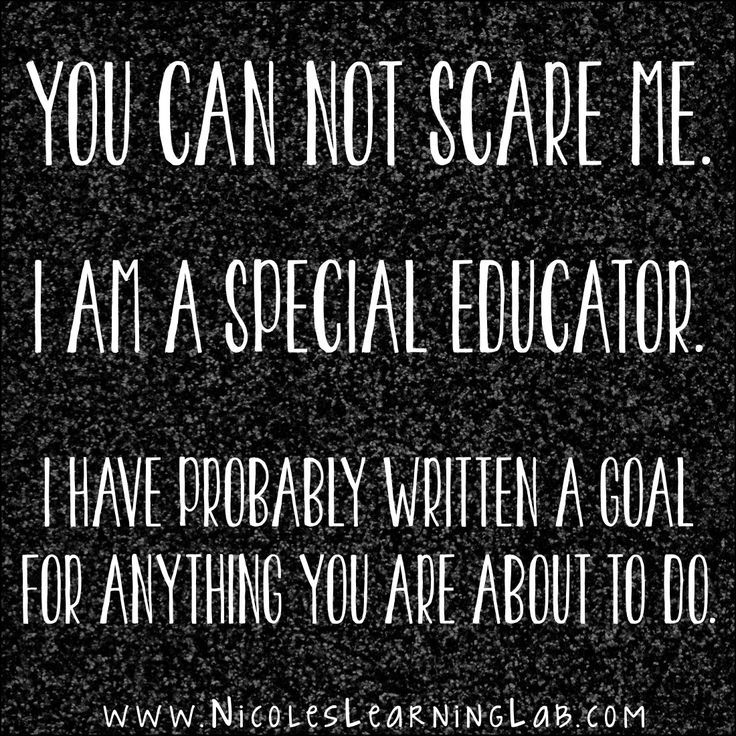 I Am A Special Education Teacher You Can T Scare Me Special Special Education Teacher Quotes Special Education Teacher Humor Special Education Teacher Gifts