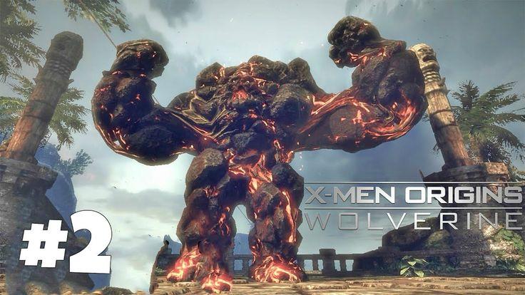 X-Men Origins: Wolverine TÜRKÇE BÖLÜM 2 - ALEVLİ DEV CANAVAR
