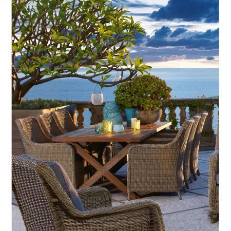 Costa Rica Wicker Dining Chair | Domayne Online Store