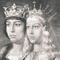 Isabel y Fernando, Los soberanos de las Coronas de Castilla y Aragón.