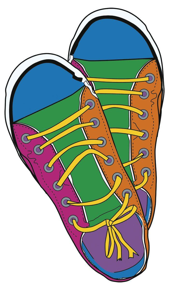Vans Tennis Shoes Clip Art