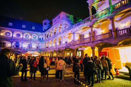 Die Lange Nacht der Museen lockte in Stuttgart die Nachtschwärmer Foto: www.7aktuell.de | Florian Gerlach