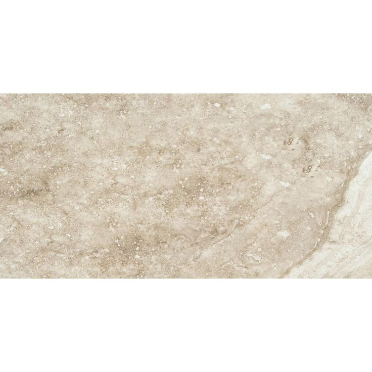 Atrium Kios Gris Glazed Porcelain Floor Tile: MS International Aliso Gris 12 In. X 24 In. Glazed Ceramic