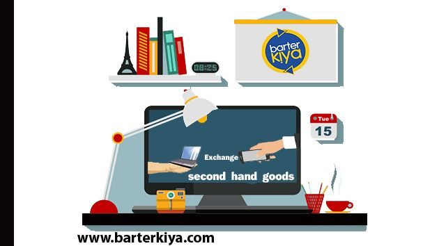 If you want to exchange used second hand goods. Sign Up Free @ www.barterkiya.com