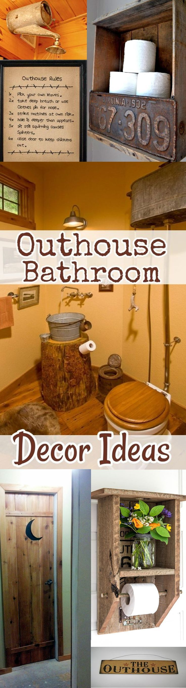 Fun Guest Bathroom Ideas : Best small cabin bathroom ideas on