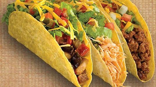 Tacos Recheados