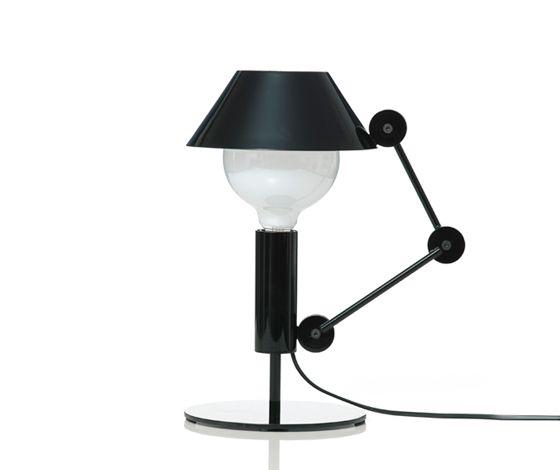 'Mr. Light' by Javier Mariscal for Nemo – Cassina Lighting