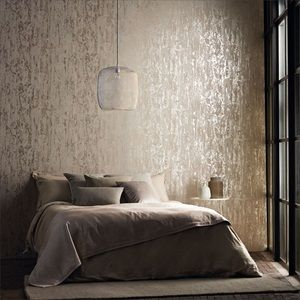 Cobra 111168 by Harlequin Wallpapers<br>A sensuous and decadent distressed snakeskin effect highlighted with beads and sparkle adhesive. Cobra has an almost 3-D appearance which in certain lights gives it the illusion of a flock wallpaper.